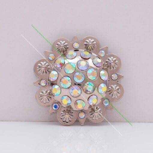 Cowgirl Colorful Crystal Leather Carft Item Jewelry Items