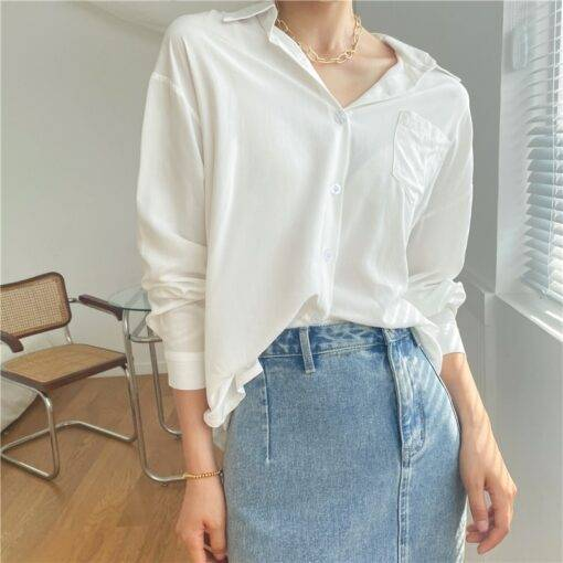 Colorfaith New Women Spring Summer Blouse Shirts Fashion Women's Fashion 6f6cb72d544962fa333e2e: L|M|S|XL
