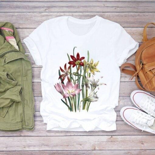 Women Flower Lady Fashion Short Sleeve Aesthetic Fashion Women's Fashion cb5feb1b7314637725a2e7: P6012A|P6012B|P6012C|P6012D|P6012E|P6012F|P6012G|P6012H|P6012I|P6012J|P6012K|P6012L|P6012M|P6012N|P6012O|P6012P|P6012Q|P6012R|P6012S|P6012T|P6012U|P6012V|P6012W|P6012X|T203A-Black|T203D-Black|T211C-Black