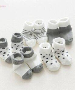 5 pair High Quality Socks Kids Activity & Gear Mom & Kids Items