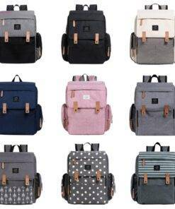 Baby Diaper Bags Large Capacity Activity & Gear Mom & Kids Items