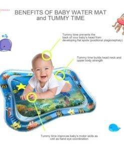 Baby Water Play Mat Fun Carpet 0-18 months Activity & Gear Mom & Kids Items