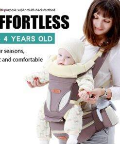 Ergonomic Baby Carrier sling wrap Activity & Gear Mom & Kids Items