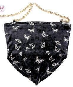 Women's Black Tank Top with Chain Fashion Tops & Tees Women's Fashion