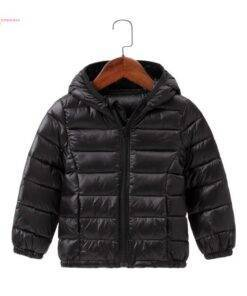 kids Winter Jackets Candy Colors Baby & Kid's Clothing & Accessories Baby Girls Clothing