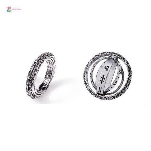 Astronomical Sphere Ball Ring New 925 Sterling Silver Ring 925 silver Jewelry Items