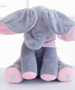 Peek-A-Boo Elephant Toy Activity & Gear Mom & Kids Items